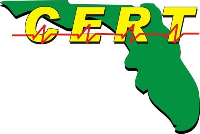 Daytona Beach CERT Amateur Radio Team