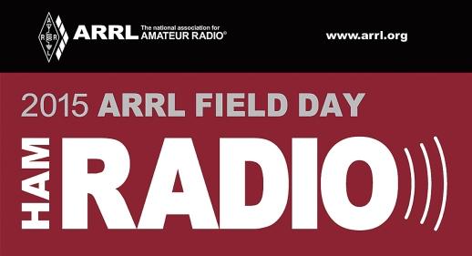 2015 Field Day Logo Red Design 1